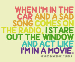 car, movie, and song image
