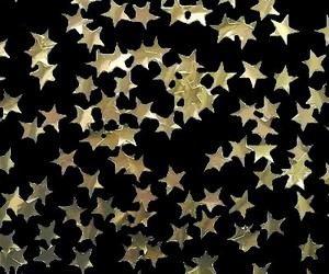 stars and template image