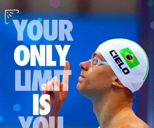 swimmers, limits, and swimming image