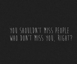quotes, miss, and people image