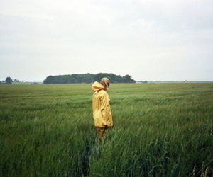alone, country, and girl image
