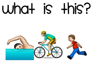 bicycle, funny, and quiz image