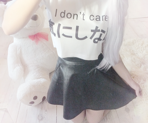 japan, girl, and japanese image