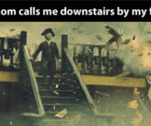funny, pirates of the caribbean, and stairs image
