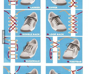 shoes, diy, and shoelaces image