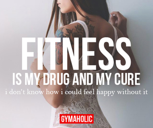 fitness, cure, and motivation image