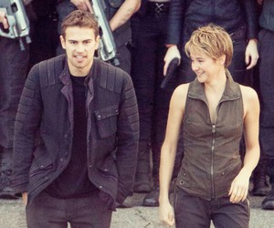 insurgent, sheo, and Shailene Woodley image