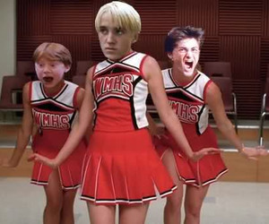 harry potter, glee, and funny image