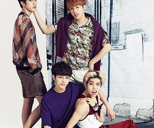 infinite, sungyeol, and dongwoo image