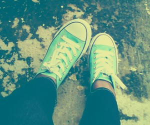 azul and shoes image