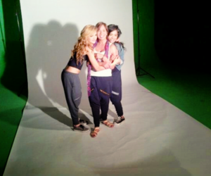 chachi gonzales, chachi momma, and dominique gonzales image