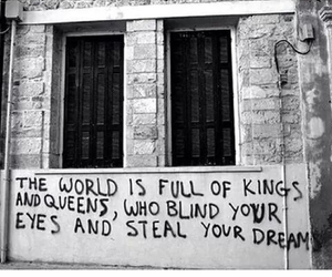 king, Dream, and quote image