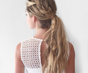 hair, inspo, and pretty image
