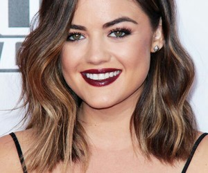 lucy hale, hair, and beautiful image