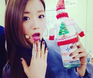 apink, cute, and bomi image
