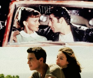 1989, grease, and movie image