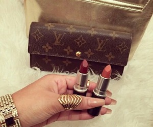 lipstick, luxury, and mac image