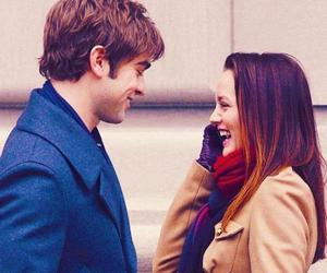 Chace Crawford, leighton meester, and gossip girl image