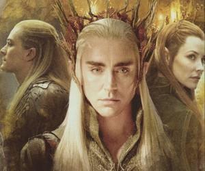 Legolas, hobbit, and thranduil image