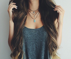 beauty, hair, and outfit image