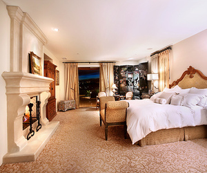 room, bedroom, and luxury image