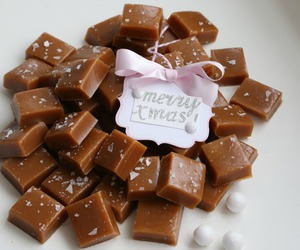 caramels, sweets, and desserts image