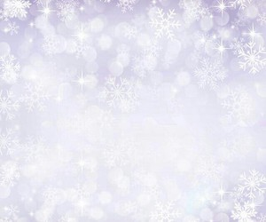 christmas, snowflakes, and white image