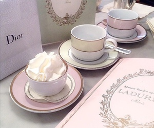 pink, dior, and pastel image
