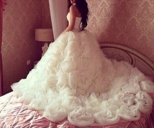 bride, cool, and perfect image