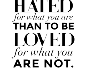 quote, hate, and true image
