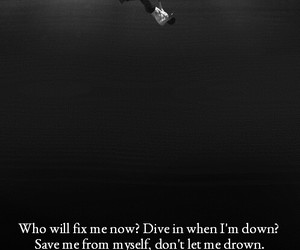 bmth, drown, and music image