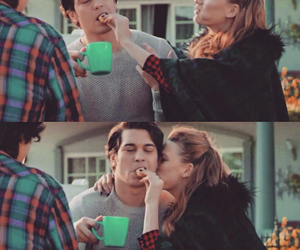 drinking, medcezir, and eat image