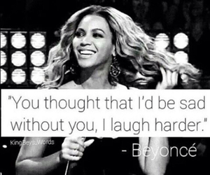 beyoncé, quote, and queen b image