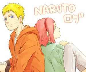 forever, kawaii, and naruto uzumaki image