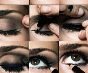 beautiful, maquillaje, and tutorials image