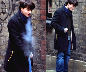 harry potter and smoking image
