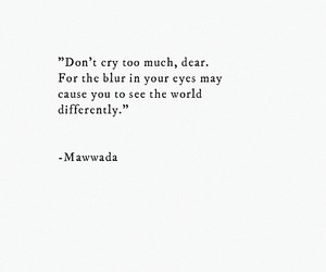 cry, eyes, and quotes image
