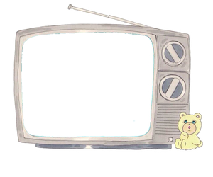 overlay, template, and tv image
