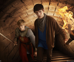 merlin and arthur image