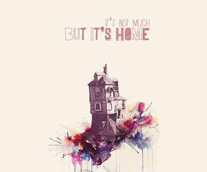 home and harry potter image