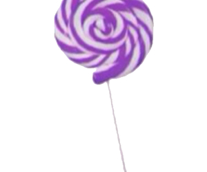 candy, lollipop, and purple image