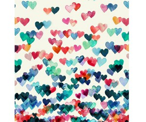 hearts and cute image