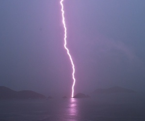 grunge, pale, and lightning image