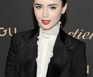 lily and lily collins image