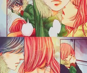 ao haru ride, kou, and futaba image
