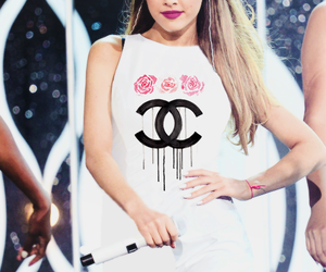 ariana grande, ariana, and chanel image