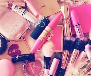 fashion, make up, and pink image