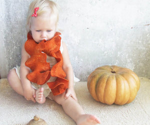 pumpkin and scarf image