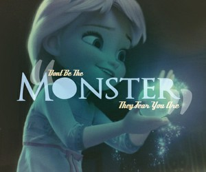frozen, quote, and elsa image