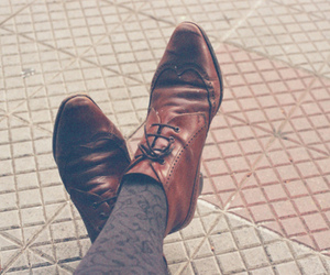 oxford shoes image